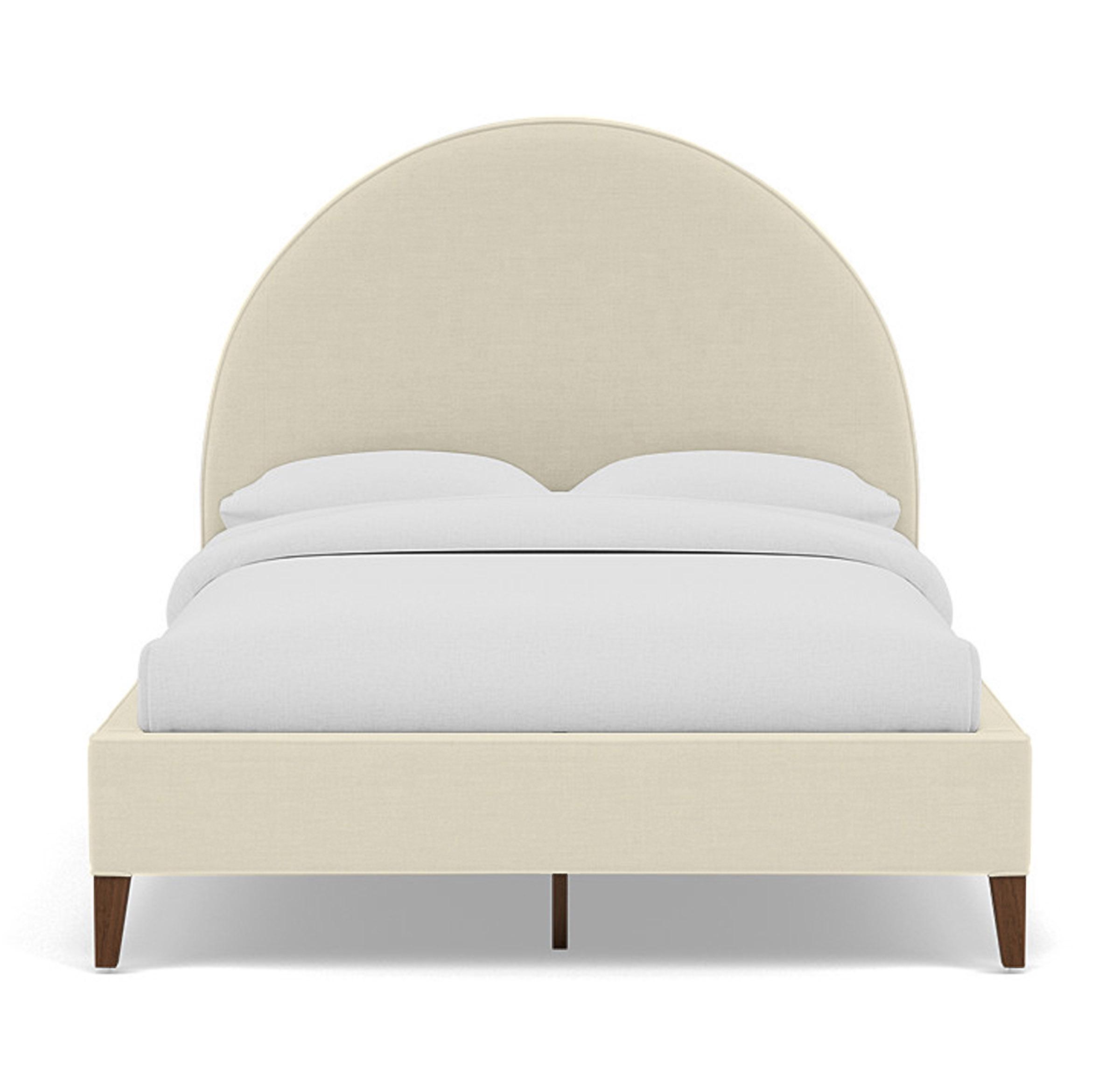 ARCHER BED, BELGIAN LINEN - NATURAL, hi-res