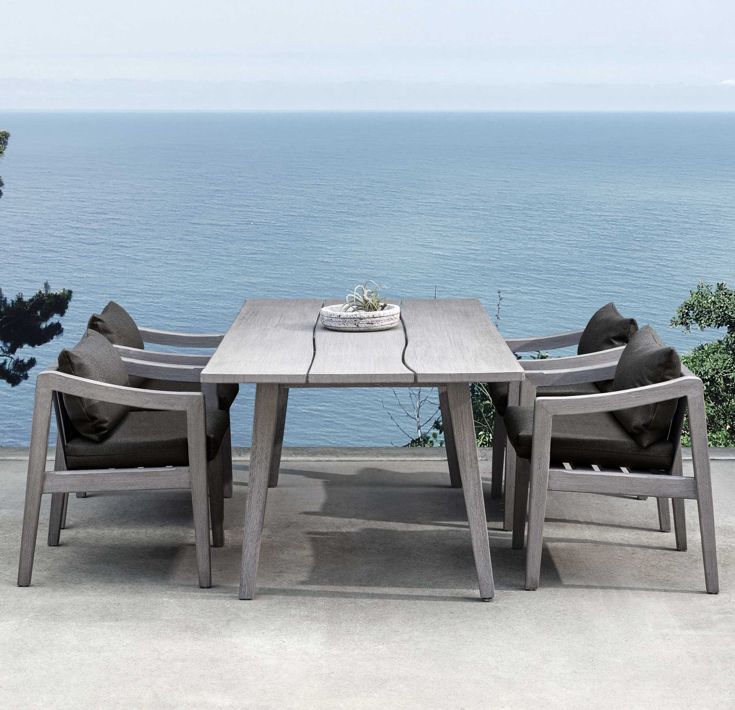 DEL MAR OUTDOOR DINING CHAIR, , hi-res