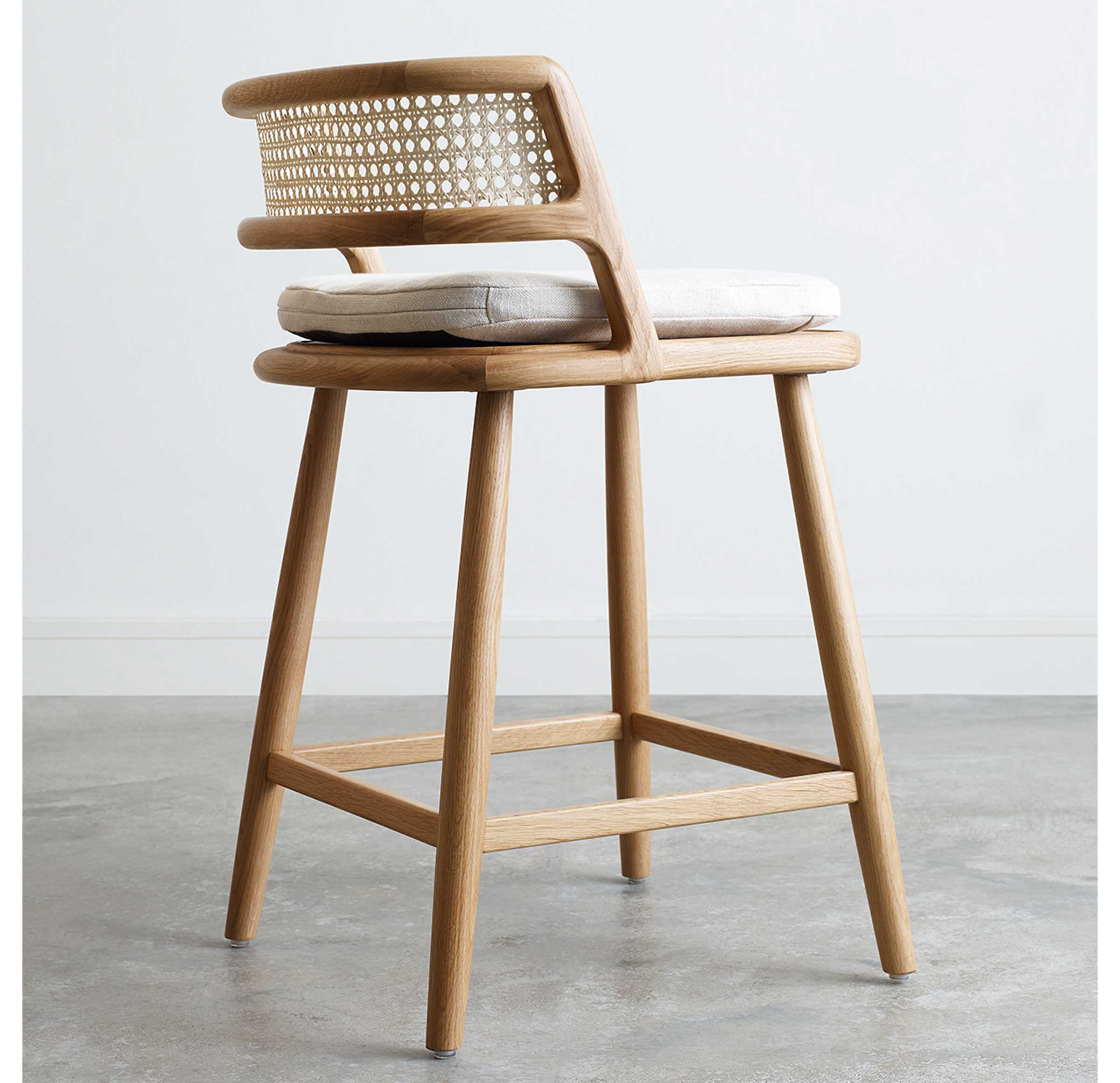 SEDONA BAR STOOL WITH CUSHION, , hi-res