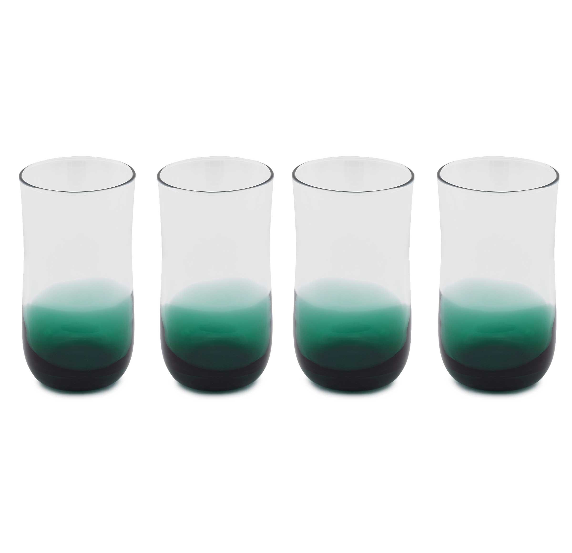 COLORBLOCK HIGHBALL GLASS - SET OF 4, , hi-res
