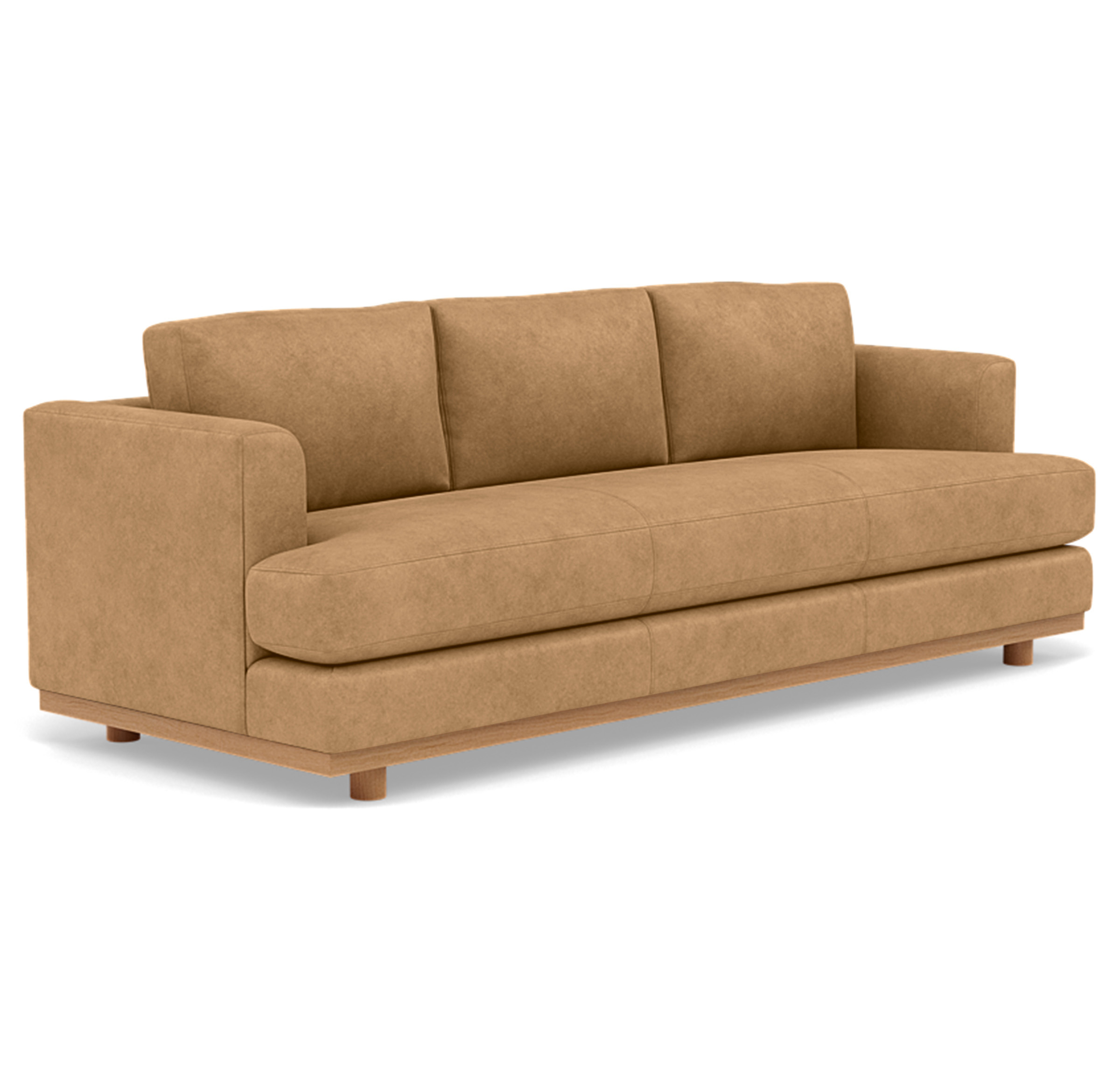 PORTER LEATHER SOFA, Moab - DESERT, hi-res