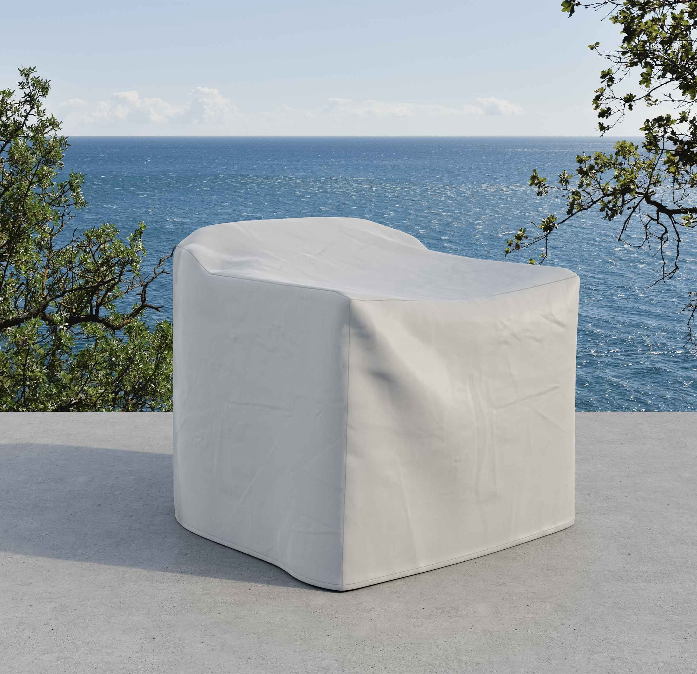 SANIBEL OUTDOOR DINING CHAIR COVER, , hi-res