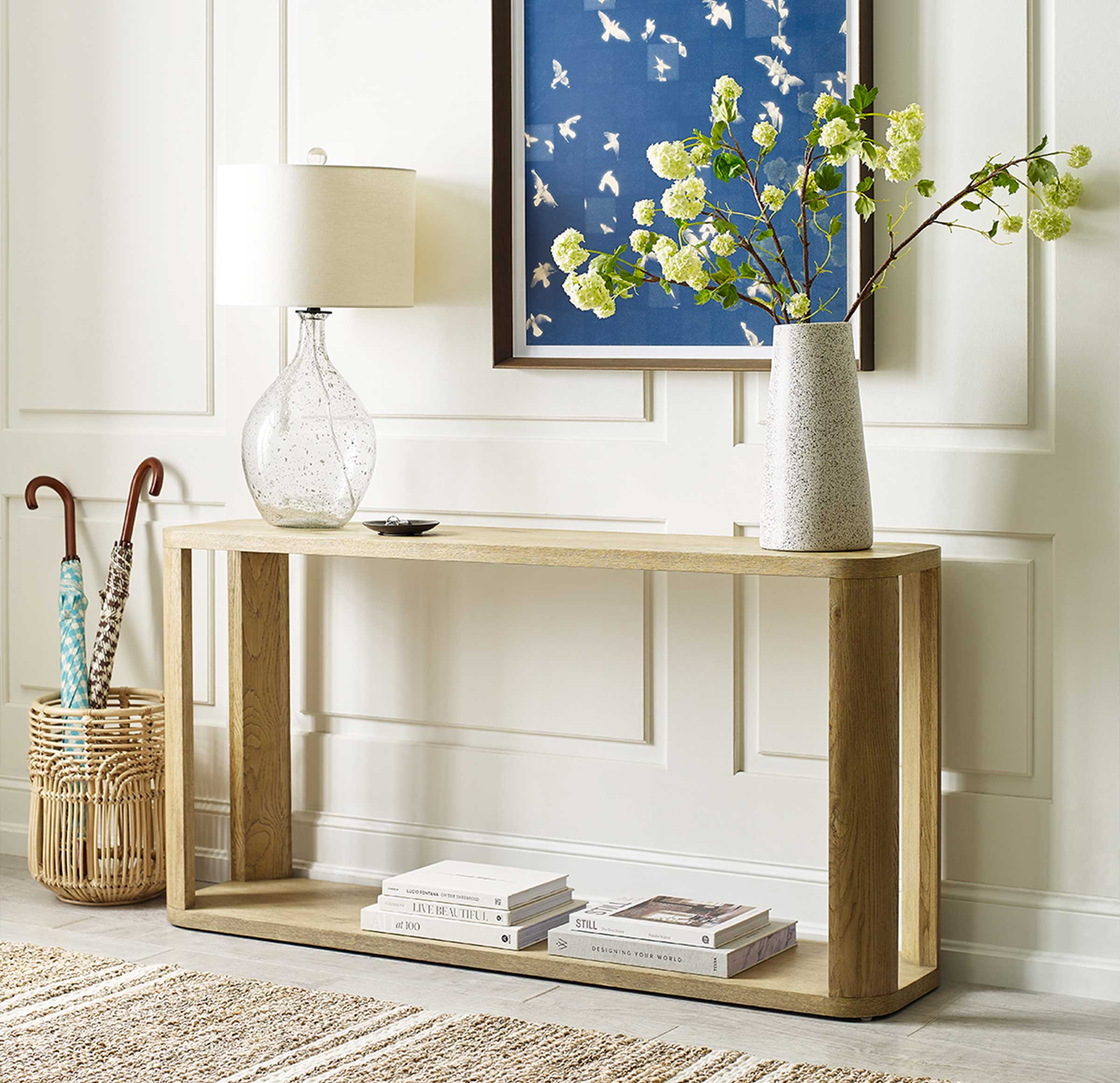 CADE CONSOLE TABLE, , hi-res