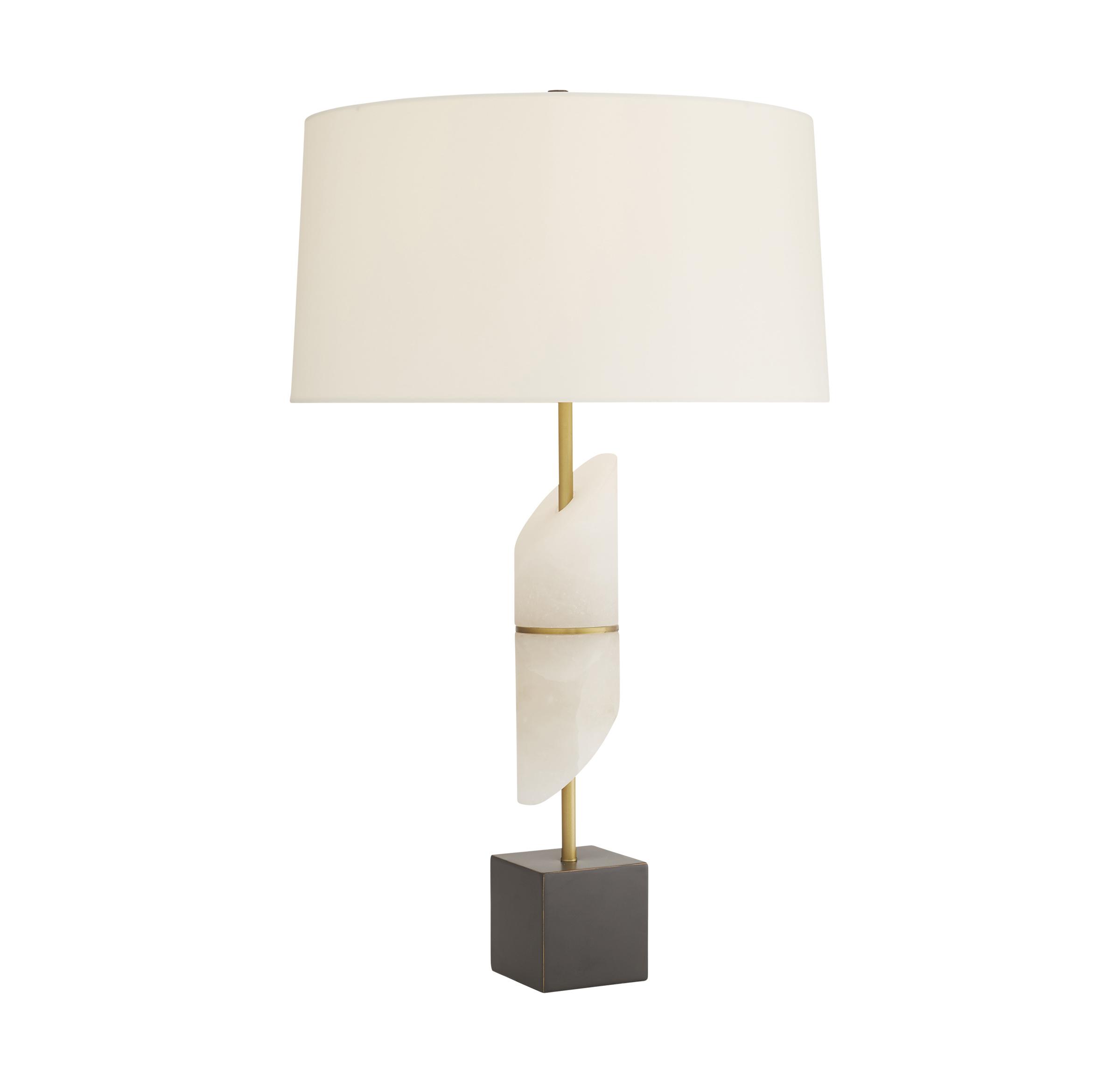 HANNAH TABLE LAMP, , hi-res