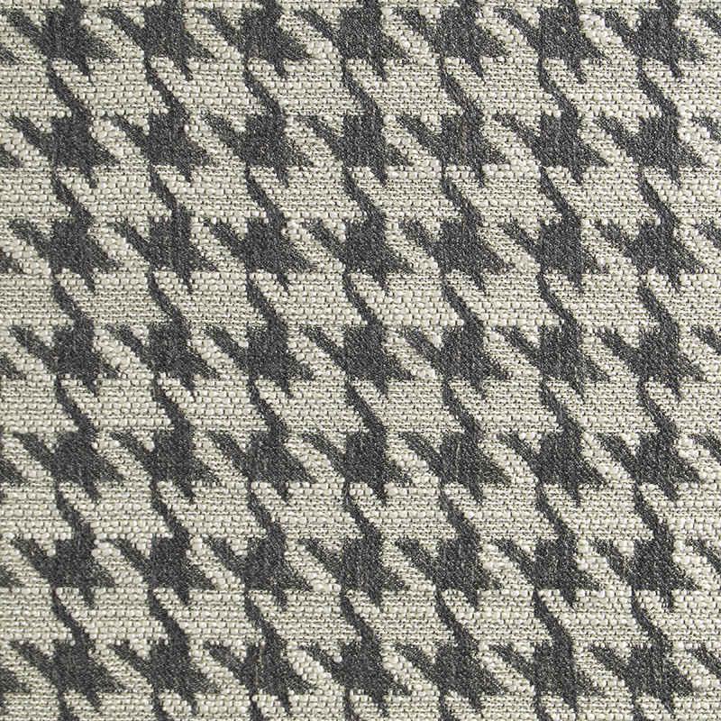 HOUNDSTOOTH - CHARCOAL