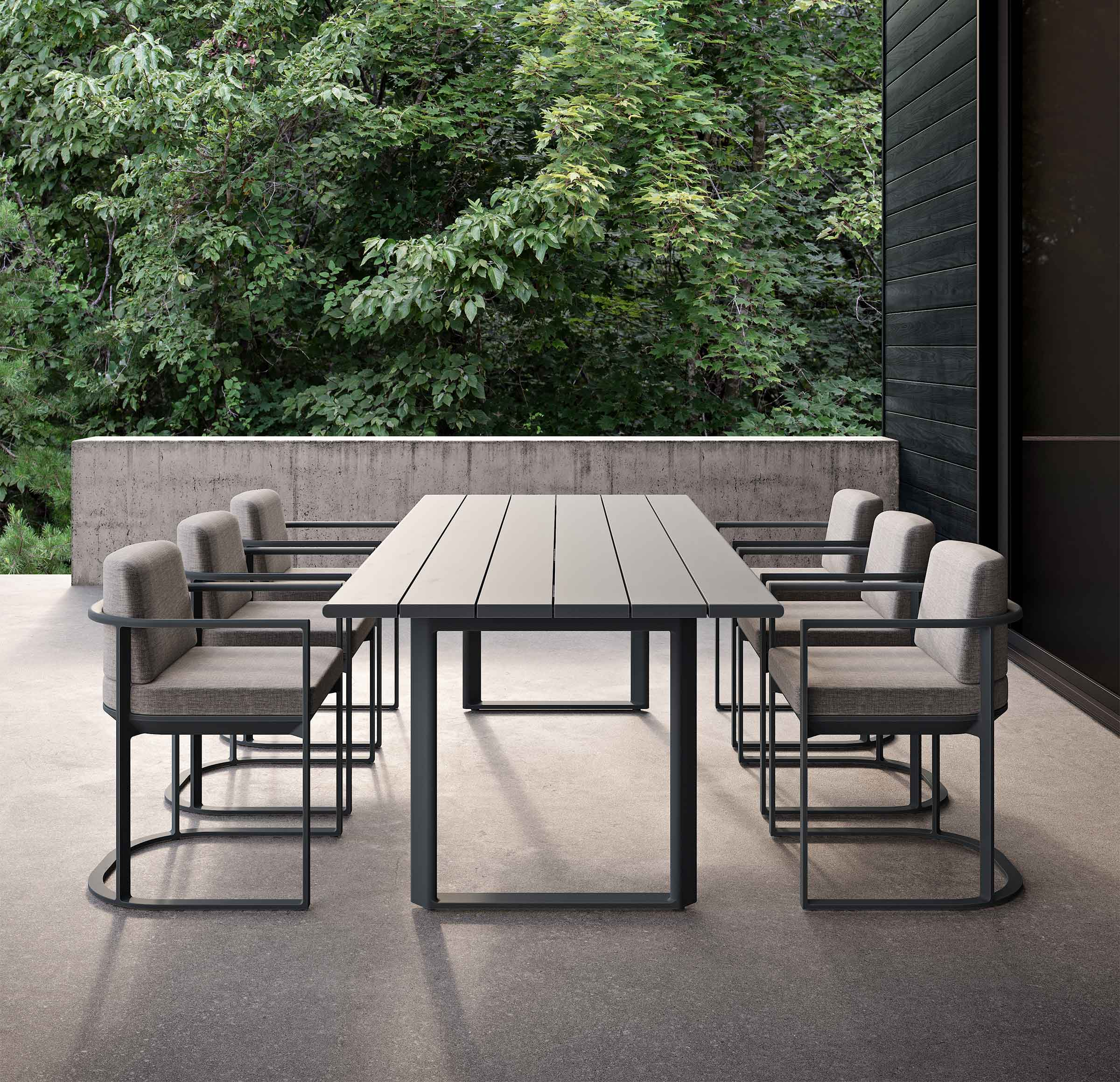 SANIBEL RECTANGLE DINING TABLE, , hi-res